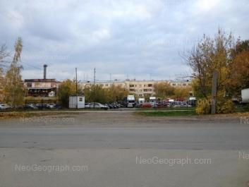 View to: Nagornaya street, 14. Yekaterinburg (Sverdlovskaya oblast)