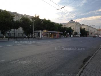 View to: Sverdlova street, 11А; Sverdlova street, 11. Yekaterinburg (Sverdlovskaya oblast)