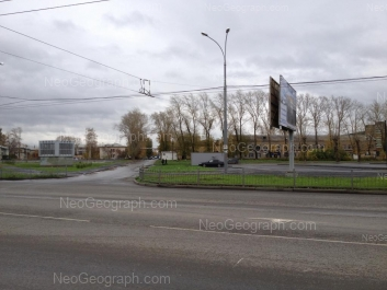 View to: Belinskogo street, 246а; Belinskogo street, 246/2; Belinskogo street, 250А. Yekaterinburg (Sverdlovskaya oblast)