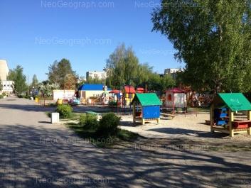 На фото видно: Академика Бардина улица, 34; Академика Бардина улица, 40/1. Екатеринбург (Свердловская область)