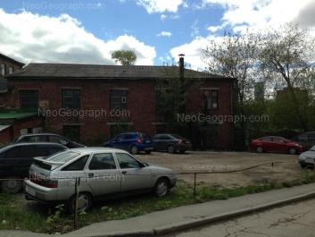 View to: Blukhera street, 5А. Yekaterinburg (Sverdlovskaya oblast)