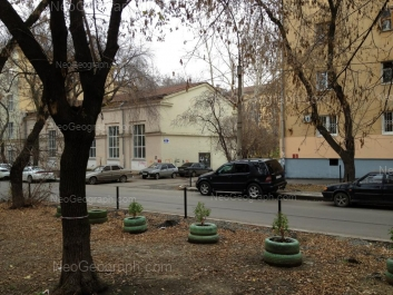 View to: Generalskaya street, 9; Generalskaya street, 11. Yekaterinburg (Sverdlovskaya oblast)
