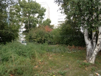 View to: Bibliotechnaya street, 29а; Bibliotechnaya street, 33а. Yekaterinburg (Sverdlovskaya oblast)