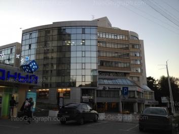 View to: Mamina-Sibiriaka street, 52. Yekaterinburg (Sverdlovskaya oblast)