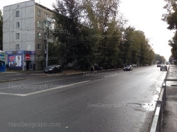 На фото видно: Крауля улица, 76. Екатеринбург (Свердловская область)