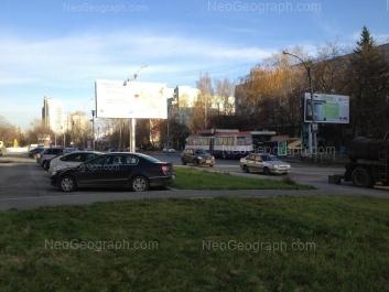 На фото видно: Большакова улица, 65. Екатеринбург (Свердловская область)