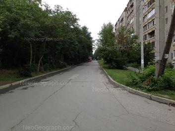 На фото видно: Таганская улица, 49. Екатеринбург (Свердловская область)