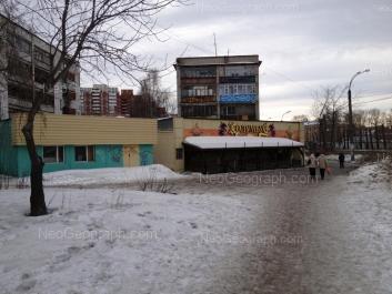 View to: Tekhnicheskaya street, 78; Tekhnicheskaya street, 80; Tekhnicheskaya street, 81. Yekaterinburg (Sverdlovskaya oblast)