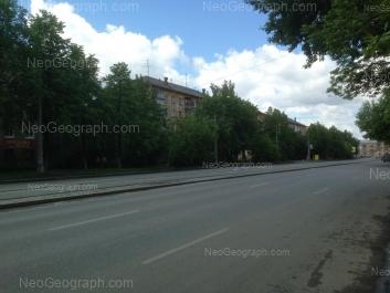View to: Donbasskaya street, 37; Mashinostroiteley street, 69; Mashinostroiteley street, 73; Mashinostroiteley street, 75; Mashinostroiteley street, 77. Yekaterinburg (Sverdlovskaya oblast)