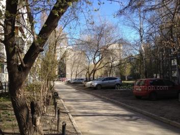 View to: Palmiro Toliatti street, 15Г; Posadskaya street, 67; Posadskaya street, 69; Posadskaya street, 71; Posadskaya street, 73. Yekaterinburg (Sverdlovskaya oblast)