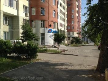 На фото видно: Уральских Рабочих улица, 2. Екатеринбург (Свердловская область)