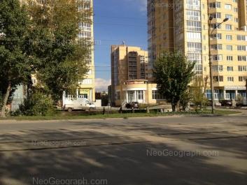View to: Beloretskiy lane, 6А; 8 Marta street, 171; 8 Marta street, 173. Yekaterinburg (Sverdlovskaya oblast)