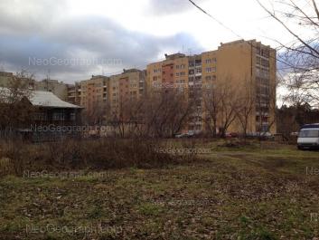 View to: Karelskaya street, 3; Latviiskaya street, 11а. Yekaterinburg (Sverdlovskaya oblast)