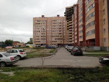 На фото видно: Восстания улица, 101 (Перспектива, жилой комплекс). Екатеринбург (Свердловская область)