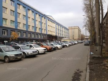 View to: Generalskaya street, 3; Generalskaya street, 7. Yekaterinburg (Sverdlovskaya oblast)