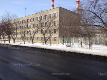 На фото видно: Комсомольская улица, 62. Екатеринбург (Свердловская область)