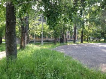 На фото видно: Республиканская улица, 1 (Коррекционная школа-интернат № 126). Екатеринбург (Свердловская область)