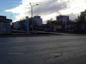 View to: Tsvilinga street, 2; Tsvilinga street, 4. Yekaterinburg (Sverdlovskaya oblast)