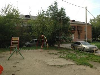 На фото видно: Изумрудный переулок, 4. Екатеринбург (Свердловская область)