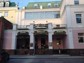 На фото видно: Максима Горького улица, 7А (Сенат, бизнес-центр). Екатеринбург (Свердловская область)