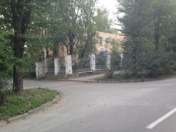 На фото видно: Баумана улица, 29А. Екатеринбург (Свердловская область)