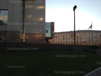 View to: Melkovskiy lane, 3; Sverdlova street, 7. Yekaterinburg (Sverdlovskaya oblast)