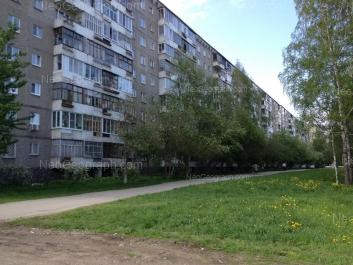 View to: Chkalova street, 129. Yekaterinburg (Sverdlovskaya oblast)