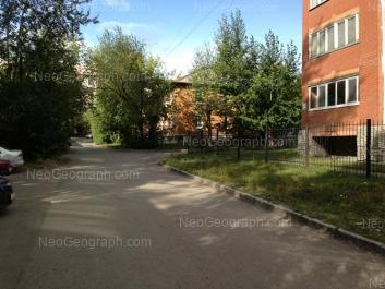 View to: Tallinskiy lane, 6; Tallinskiy lane, 8. Yekaterinburg (Sverdlovskaya oblast)