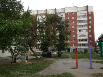 View to: Nagornaya street, 59. Yekaterinburg (Sverdlovskaya oblast)