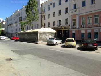 View to: Malisheva street, 23; Khokhriyakova street, 21; Khokhriyakova street, 23. Yekaterinburg (Sverdlovskaya oblast)