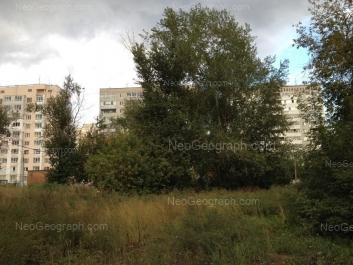 View to: Bibliotechnaya street, 29а; Bibliotechnaya street, 33а; Mira street, 44б. Yekaterinburg (Sverdlovskaya oblast)