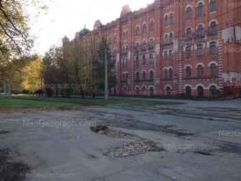 На фото видно: Челюскинцев улица, 108. Екатеринбург (Свердловская область)