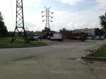 View to: Vosstaniya street, 32; Vosstaniya street, 32/1. Yekaterinburg (Sverdlovskaya oblast)