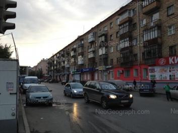 На фото видно: Заводская улица, 30. Екатеринбург (Свердловская область)