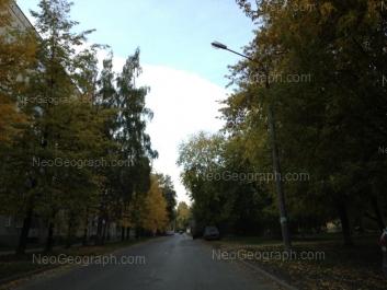 View to: Industrii street, 29; Industrii street, 30. Yekaterinburg (Sverdlovskaya oblast)