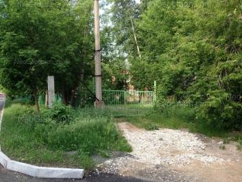 View to: Kirovgradskaya street, 47А (Центр детского творчества Галактика). Yekaterinburg (Sverdlovskaya oblast)
