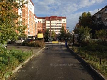 На фото видно: Викулова улица, 34/2; Крауля улица, 80/3. Екатеринбург (Свердловская область)