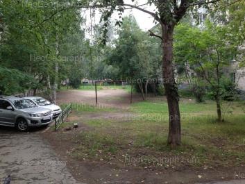 View to: Lobkova street, 36. Yekaterinburg (Sverdlovskaya oblast)