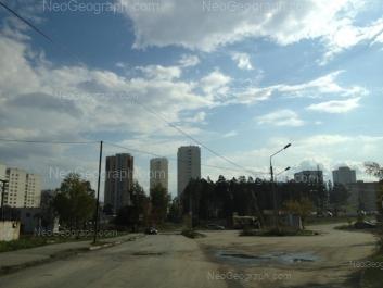View to: Angarskaya street, 26; Bilimbaevskaya street, 37; Bilimbaevskaya street, 39. Yekaterinburg (Sverdlovskaya oblast)