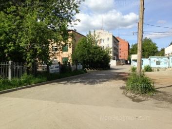 View to: Mashinostroiteley street, 39а; Mashinostroiteley street, 41А. Yekaterinburg (Sverdlovskaya oblast)