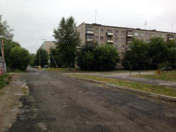 View to: Vosstaniya street, 124; Narodnogo fronta street, 83. Yekaterinburg (Sverdlovskaya oblast)