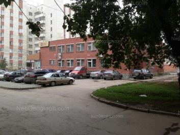 View to: Kobozeva street, 29А; Kobozeva street, 29. Yekaterinburg (Sverdlovskaya oblast)