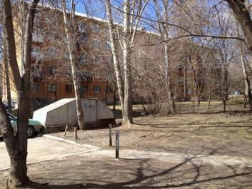 View to: Mira street, 3Б. Yekaterinburg (Sverdlovskaya oblast)