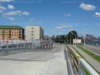 View to: Marata street, 17; Marata street, 17а. Yekaterinburg (Sverdlovskaya oblast)
