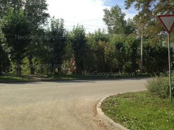View to: Patrisa Lumumbi street, 88. Yekaterinburg (Sverdlovskaya oblast)