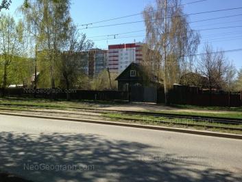 View to: Rastochnaya street, 15/8; Chervonnaya street, 19. Yekaterinburg (Sverdlovskaya oblast)
