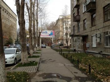 View to: Lenina avenue, 60; Generalskaya street, 6; Generalskaya street, 7. Yekaterinburg (Sverdlovskaya oblast)