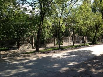 View to: Kollektivniy lane, 4. Yekaterinburg (Sverdlovskaya oblast)