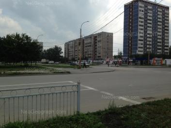 View to: Taganskaya street, 56; Frezerovschikov street, 78. Yekaterinburg (Sverdlovskaya oblast)