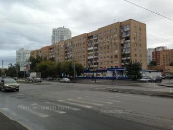 View to: Tokarey street, 27. Yekaterinburg (Sverdlovskaya oblast)